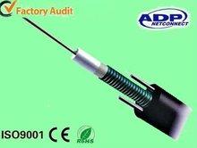 GYXTW Outdoor optical fiber cable 4C-24C/G652D