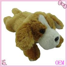 Toy manufacturer best made plush lying dog