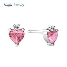 custom gemstone ladies earrings designs pictures