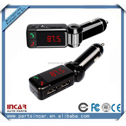 New arrival instructions car mp3 player fm transmitter usb car use