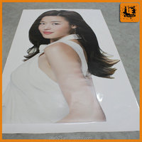 Removable Static Cling Window Film Sign Printing for Advertising Or Decoration