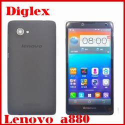 100% original lenovo a880 smart phone 6inch QHD wcdma google player