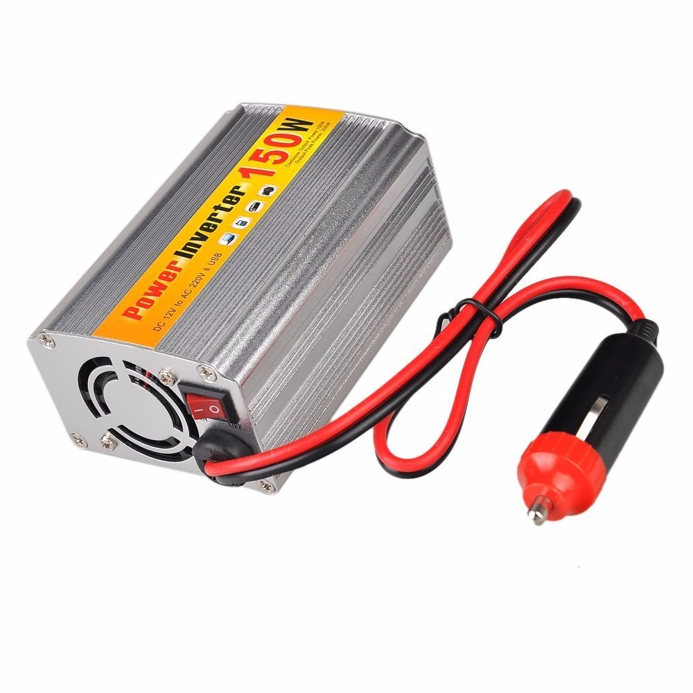 Wholesale 150w Dc 12v To Ac 220v Car Power Inverter With