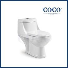 chaozhou ceramic toilet factory good price wc toilet size
