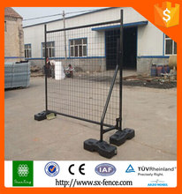 China Supply Low Carbon Steel Wire Temporary Fence