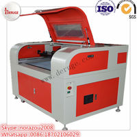 Deruge Automatic Feeding Precision Hydraulic Traveling Head shoe sole Cutting machine