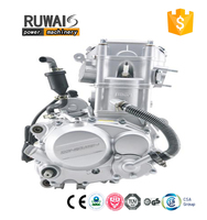 Zongshen CB250A/B ATV petrol engine 250cc water cooled motorcycle engine with reverse gear