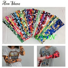 2015 New Cheap Cycling compression Arm Sleeves Wholesale/Breathable Bicycle Arm Warmers