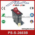 el interruptor basculante t85 rocker switch 16a 250v de un solo polo interruptor basculante