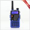 BAOFENG Handheld UV-5RE Blue 136-174 / 400-480MHz portable Dual Band long range rf transceiver