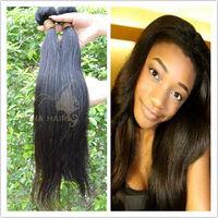 Professional human hair band raw virgin hair extensions