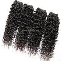 New products Direct Factory Brazilian Human Hair Weave Extension 100 Human Hair Extension Hair Weave Bebe Curl Weav