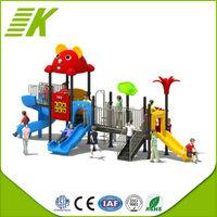 Kindergarten Luxury Outdoor Playground/Games Park For Children/Kids Amusement Park