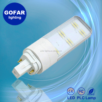 led pole lamp led plc light 6W for market indoor lighting with 3 years warranty