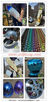 Auto Gold Plating Machine, spray chrome system, Gold spray system.