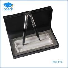 2015 Luxury gift promotional metal ballpen popular item gift pen set for stationery