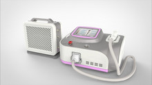 Hi dear please find cutting machine portable Laser for hair removal and skin rejuvenation