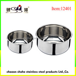 Factory Price Stainless Steel Bird Bowl Wholesale