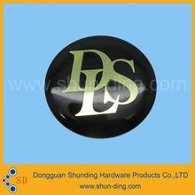 golden aluminum label dls