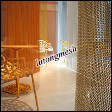 Living room partition curtain,Aluminum chain link curtain