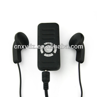 Color changing good quality cheap bluetooth ear plugs