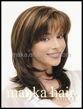 Alibaba Website New Custom Unique Short Straight Lace Wig For A Cool Girl