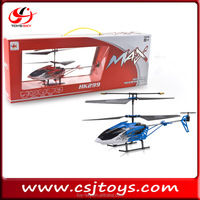 hot sell 3.5 Channel remote control helicopter with gyro with light rc aircraft model ariplane