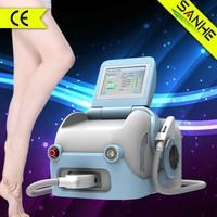 Small SHR950S portable e-light shr ipl hair removal /handheld ipl hair removal machine 027