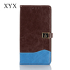 unique and popular leather cell phone cover case for samsung note5