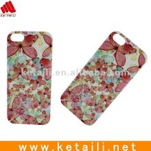 Wholesale Plastic IML/IMD For Iphone 5 Cover