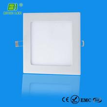 HOT SALE! High CRI>80 DALI/DMX dimmable 3000-3500k d150*h21mm 9w round led panel light