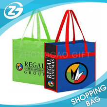 Cheap Special Purpose Customized Eco Friendly Foldable Trolley Shopping Bag