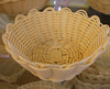 Plastic bread basket,plastic storage basket wholesale