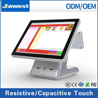 "2015 15"" All in One Touch Screen POS System for Retail/Restaurant"