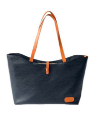 PU leather tote bag / handbag