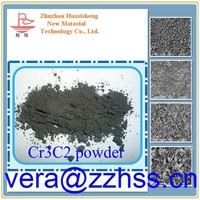 Chromium carbide powder Cr3C2 0.8-1.5 um used as additives in tungsten alloy and grain growth inhibitor, high purity Cr3C2