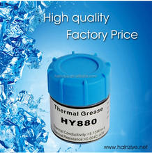 Super star HY880 Nano CPU or LED paste/grease/compound with high performance and good electric insulating for cooler