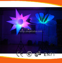 inflatable led light/party decoration inflatable with led light/Christmas decorations