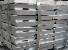 98.7%-99.995% Zinc Alloy Use Special High Grade Zinc Ingot