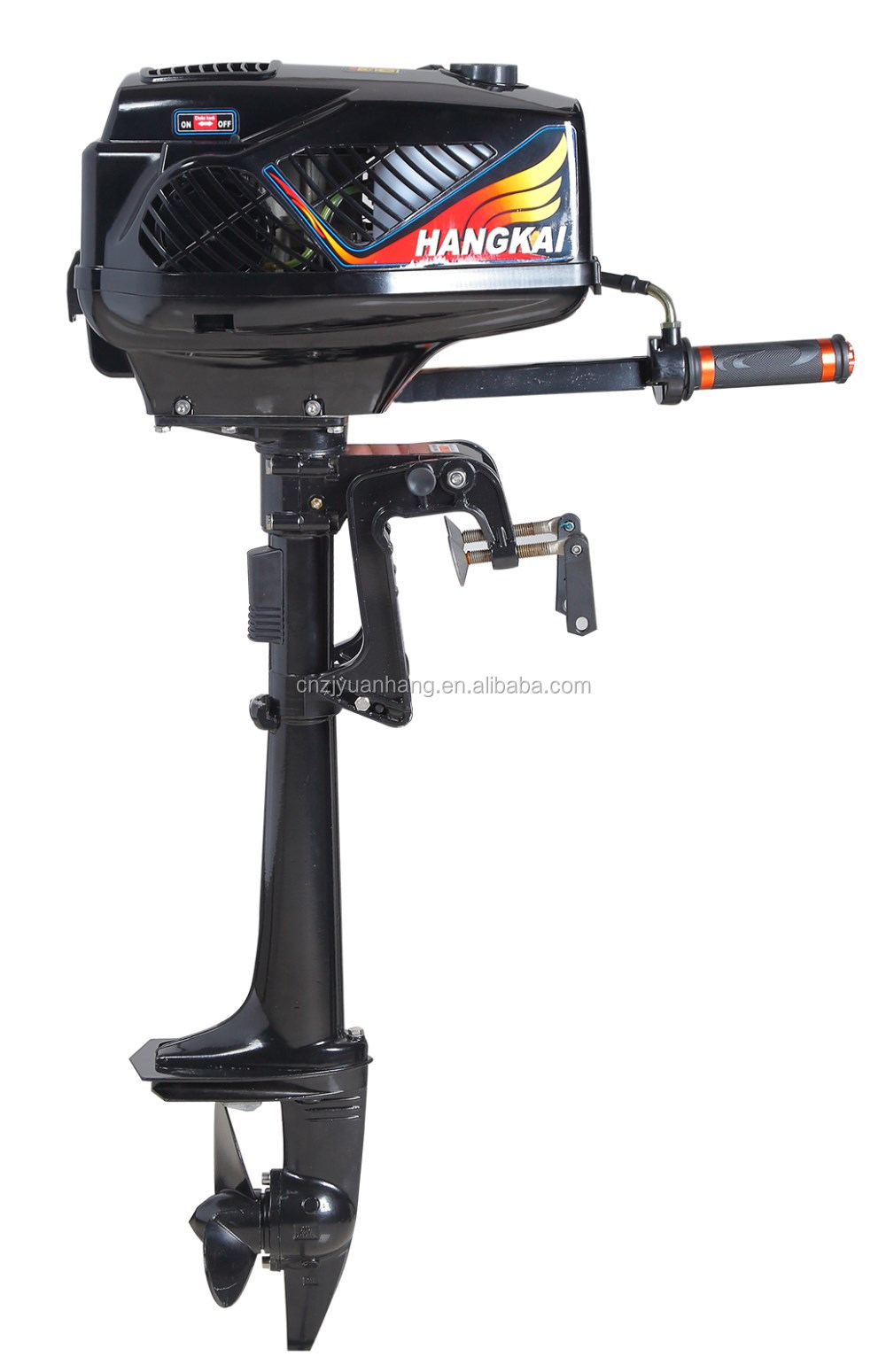 Small Outboard Motors : Stroke small outboard motor hp view