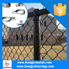 Easily Assembled Pressure Treated Wood Type Chain Link Fence