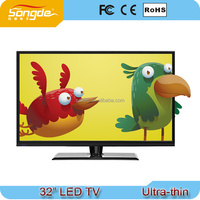 Solar energy aluminum cabinet LCD / LED TV factory direct price high quality 32 42 50 inch led tv