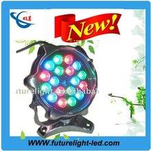 2012 hot sell 18w led underwater fishing light