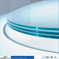 5mm Clear and Colored Tempered Glass for Furniture with CE/CCC/ISO Certificate