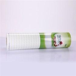 customized transparent food Plastic Bag on Roll, plastic bag manufacturer