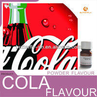 Cola powder flavor