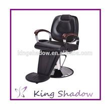 2015 barbero estaciones Men ' s silla de barbero belleza sillas de estilo de estaciones de salón