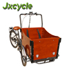 electric tricycle with pedal assist system