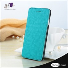 Salable Product Paint Edge PU Mobilephone Case