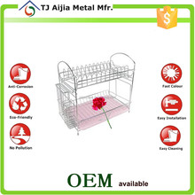 professional chrome plated Kitchen Storage metal wire racks